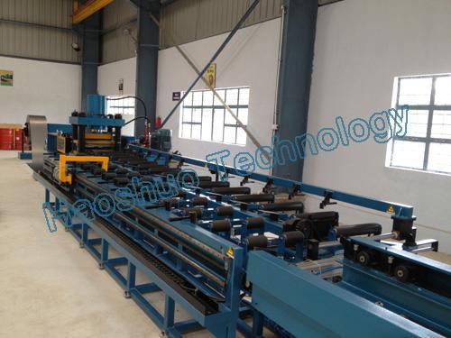 Radiator Production Line