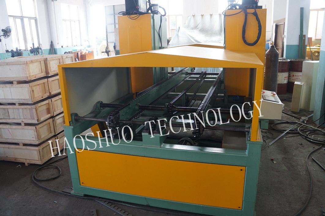 Corrugated Fin Welding Machine